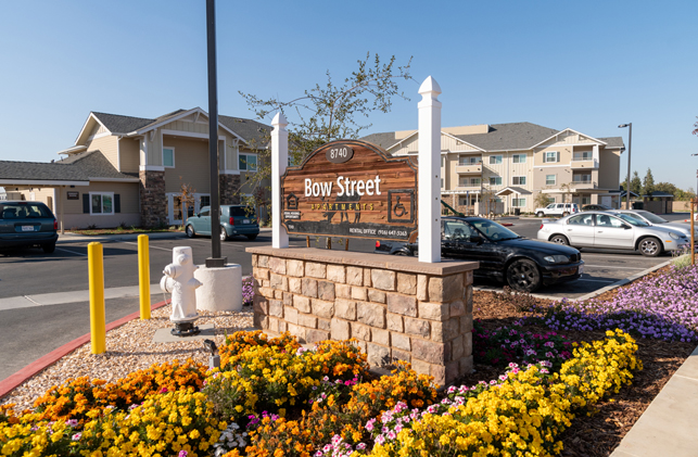 Elk Grove Apartments | Bow Street Apartments | Affordable Housing in